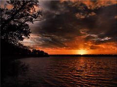 Sunset  at the  Lake  Poenitz (Ostseetroll) Tags: deu deutschland geo:lat=5403699964 geo:lon=1070108779 geotagged pönitzamsee scharbeutz schleswigholstein sonnenuntergang sunset see lake olympus em10markii