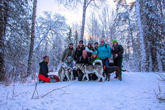 537A6572 (sullivaniv) Tags: alaska eagle river biggs bridge hiking group
