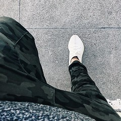 These Yeezy's been my favorite of all the 350s and so cozy easily wearable and good even as beaters -- you can just throw them in the wash. Yesterday Kanye and adidas released them again super wide more or less fulfilling his promise that anyone who wants