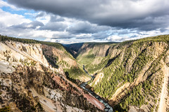 Grand Canyon in Yellowstone National Park (potto1982) Tags: usaroundtrip usa nikon unitedstatesofamerica sigma nikond810 yellowstone vereinigtestaatenvonamerika grandcanyon 2018 ereignisse trip yellowstonenationalpark unitedstates d810 america amerika