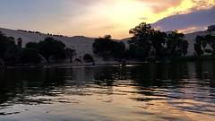 Laguna La Huacachina (Luis Fer Barriales) Tags: laguna huacachina oasis lagoon lagon lagoa atardecer sunset crépuscule crepúsculo ica perú