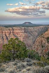 Cedar Mountain (Kirk Lougheed) Tags: arizona coloradoplateau desertview grandcanyon grandcanyonnationalpark southrim usa unitedstates canyon landscape nationalpark outdoor park rim summer