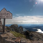 Adirondack Mountains - Whiteface Mountain - Lake Placid  New York thumbnail