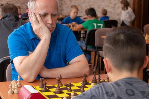 Grand Prix Spółdzielni Mieszkaniowej w Szachach Turniej VII-76