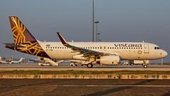 Vistara Airbus A320 VT-TTM Bangalore (BLR/VOBL) (Aiel) Tags: vistara airbus a320 vtttm bangalore bengaluru canon60d canon24150f4lis
