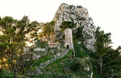 Il Castello (accursiocastrogiovanni) Tags: caltabellotta sicilia agrigento pacedicaltabellotta triokala tricala regginasibilla conteluna accursiocastrogiovanni gogala monti sicani panorami paesaggi notturno rocche cittàpresepe castello pizzo cataviddotta camico tramonto alba