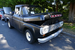 1959 Ford (bballchico) Tags: 1959 ford pickuptruck glennchappel carshow ratbastardscarshow
