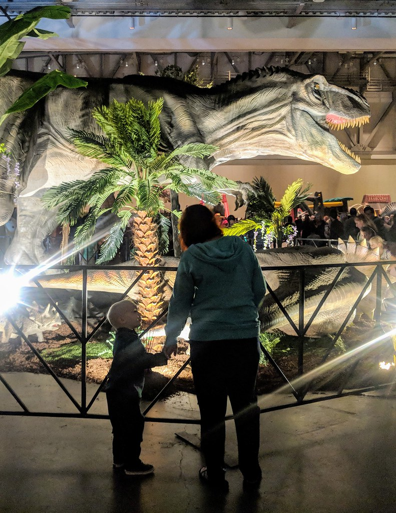 The World's Best Photos of dinosaurs and jurassicquest