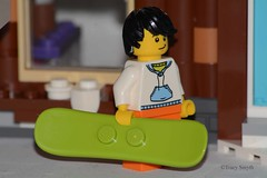 Snowboard (293/365) (Tas1927) Tags: 365the2018edition 3652018 day293365 20oct18 lego minifigure minifig