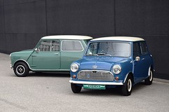Mini 60 Years. Which Mini Mk1 would you like ?
