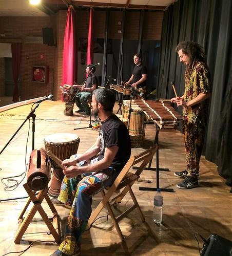 Percussió Africana