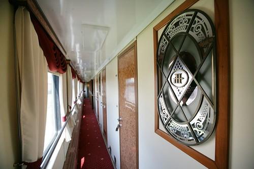 Deluxe corridor