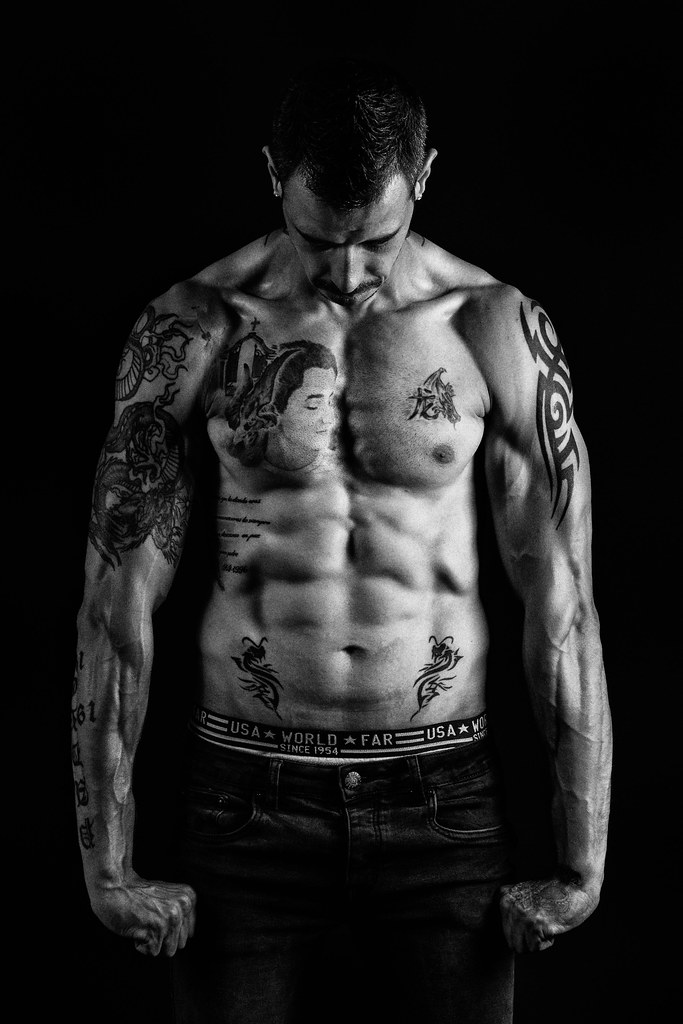The World S Best Photos Of Bodybuilding And Tatouage Flickr Hive Mind