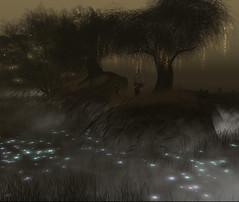 I licked it FIRST! (♥Tia♥) Tags: trees lights licked landscape mine avatars