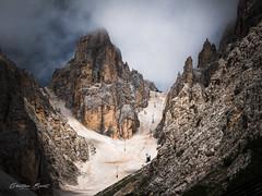 Dolomites 2018 - Monte Cristallo [EXPLORED] (cesbai1) Tags: italie italy italia italien dolomiti dolomites mont mountain cloud fog mist sony a7rii barret christian explore inexplore explored monte cristallo
