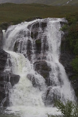 Waterfall (Sundornvic) Tags: water waterfall rivers scotland mountains glencoe vally