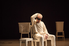 My Dad's Blind _ Production Photography (SteMurray) Tags: review dadd blind play show pan anna shields mcnamee project arts centre ireland irish stemurray steie production stage theatre theater live performance