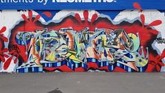 Ozone... (colourourcity) Tags: streetartaustralia streetart streetartnow graffiti melbourne burncity awesome letters burner notforlikes colourourcitymelbourne colourourcity original ozone tmr db 42