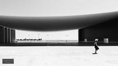 Lonesome walk (Torbjørn Tiller) Tags: expo lisbon lisboa
