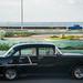 Classic Car on The Malecón - Havana, Cuba