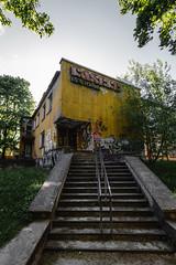 Frozen in Time (Bruno Naredo) Tags: tartu estonia estonien arquitectura arquitecture arch wideangle wide old frozenintime