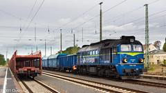 PKP Cargo ST44-1232 at Guben (37001 overseas) Tags: pkp pkpcargo poland polish guben gubin st44 st441232
