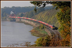 SEVERN SIDE RIVIERA (OLD GIT WITH A CAMERA) Tags: riversevern class60