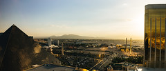 Delano View (Graham Gibson) Tags: las vegas nevada golden light luxor south strip mandalay bay