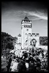 2018-07-29-08-07-Cahors-651Pt (Pontalain) Tags: brücke cahors rundfahrt valentré weinreben bridge grapevines pont puente tour turn turno vides vignes