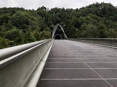 AGQ-20180927-0021 (AGQue) Tags: 2018 asia autumn fall gmt0900tokyostandardtimezone japan koka september shigaprefecture travelphotography bridge museum suspensionbridge tunnel vacationing kokashi jp