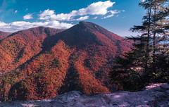 Hawksbill, Linville Gorge, NC (martincutrone) Tags: landscape autumn foliage fallcolor
