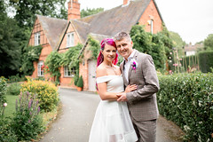 J&H Wedding (Tomas Ramoska) Tags: wedding mywed tomasramoska tomas ramoska ashbydelazouch ashby coalville leicestershire leicester england uk bride groom rock roll old cottage couple love 2018 flickr