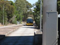 Bus 542 entering TTP Interchange (RS 1990) Tags: mercedesbenz o405nh bus 542 ttp modbury teatreeplaza interchange teatreegully adelaide southaustralia friday 9th november 2018 wtk698