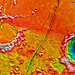 Cerberus Fossae Fissures 5