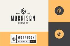 The Farmer Font - Condensed Typeface (inspiration_de) Tags: branding creative grunge identity logodesign monogram texture typeface typography vintage