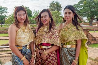 Wat Chai Watthanaram...Unesco site Ayutthaya