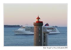 20180925_07901_minou_europa2_1200px (ge 29) Tags: bretagne breizh finistere brest europa2 bateau ship boat paquebot minou phare lighthouse