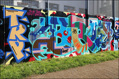 BRK (Alex Ellison) Tags: brk trp eastlondon urban graffiti graff boobs