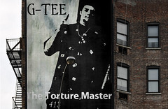 G-TEE - The Torture Master - Billboard on Apartment Building (48333) Tags: gtee real hip hop underground classic springfield massachusetts big pun east coast music rap rapper producer pic picture design logo gang starr new custom vinyl record cassette tape turntable cd dj possibility 413 boombox radio speaker microphone studio lyrics lyricist rhymes torture master ghetto productions youtube soundcloud facebook instagram reverbnation 90s album boombap boom bap song hardcore horrorcore street photo website city label unsigned signed demo single old school skool ol grimy gritty punisher