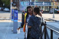 SBS B82 Launch: Kings Hwy & Flatbush Ave, BK (NYCDOT) Tags: sbs selectbusservice mta nycdot bus southernbrooklyn