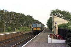 c.06/1964 - Ryehill & Burstwick, East Yorkshire. (53A Models) Tags: britishrailways cravens class105 dmu diesel passenger ryehillburstwick eastyorkshire hulltowithernseabranchline train railway locomotive railroad