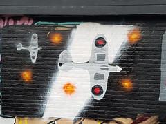 Planes (Paul Optenkamp) Tags: paulnaadloos schuttersveld collection wall mural graffiti paint rotterdam crooswijk