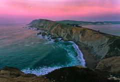 bigs-Chimney-Rock-Beach-Point-Reyes-National-Seashore-CA-160900316-Large (ametzner8) Tags: point reyes seashore headlands pink moon cloud dramatic vivid coast nature ocean sunset california landscape beach sea sky sun blue shoreline pacific rock beauty coastal america usa seascape waves scenic vibrant travel natural windy wilderness sunrise sunny water coastline bay environment shore lookout sunlight sunshine red orange peaceful seaside