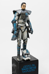 20181016-MJS_3501 (_m_sinclair) Tags: star wars clone trooper arc fives domino 501st 501 custom painted action figure