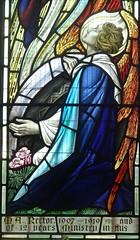 [67004] Mareham-le-Fen : Williamson Window (Budby) Tags: marehamlefen lincolnshire church window stainedglass