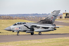IMG_2168 (Al Henderson) Tags: 31sqn 41rsqn aviation ebx gr4 marham norfolk panavia planes raf tornado za607 fastjets military specialmarks