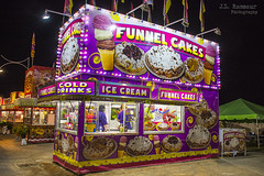 Funnel Cakes - Putnam County Fair - Cookeville, TN (J.L. Ramsaur Photography) Tags: jlrphotography nikond7200 nikon d7200 photography photo cookevilletn middletennessee putnamcounty tennessee 2018 engineerswithcameras cumberlandplateau photographyforgod thesouth southernphotography screamofthephotographer ibeauty jlramsaurphotography photograph pic cookevegas cookeville tennesseephotographer cookevilletennessee funnelcakes fairtreats fair countyfair sign signage it'sasign signssigns iseeasign signcity ruralsouth rural ruralamerica ruraltennessee smalltownamerica americana nighttime nightphotography afterdark atnight highiso highisophotography lights putnamcountyfair putnamcountytennesseefair