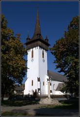Református templom Fehérgyarmaton (csiszerd_50) Tags: