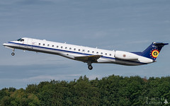 BAFDays | Belgian Air Component Embraer ERJ145 (Timothée Savouré) Tags: ce03 belgian air component government embraer erj erj145 kleinebrogel kb baf days ebbl