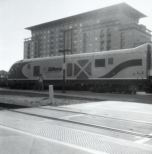 Amtrak CA 2106 ETS 10-9-18
